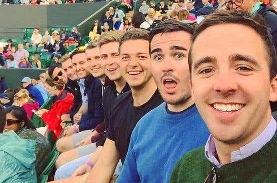 white guys meme