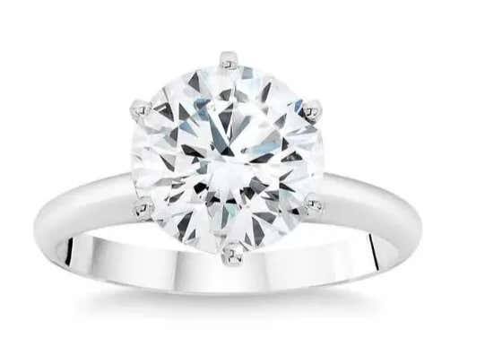 Huge Shoutout To The Rich Idiot Who Spent 400k On A Costco Engagement Ring