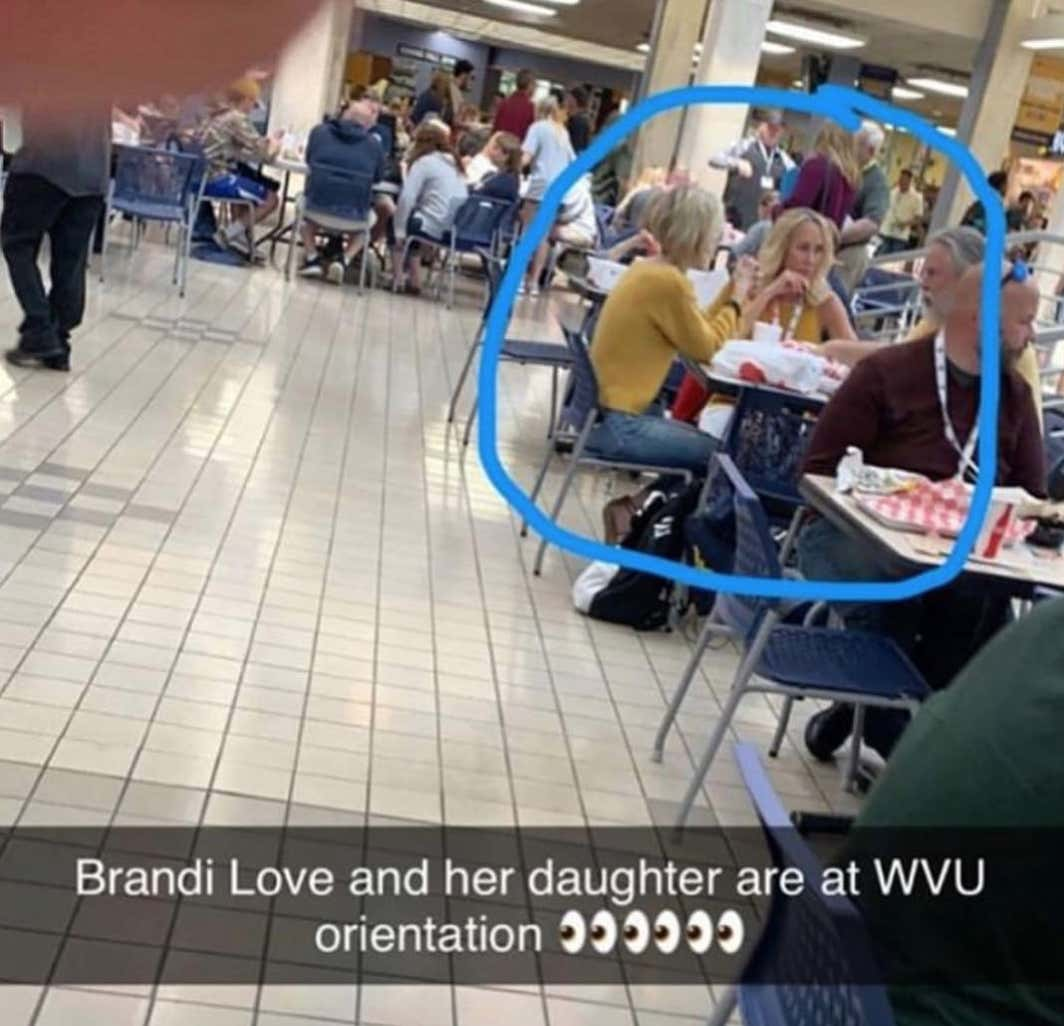 Brandi love stream