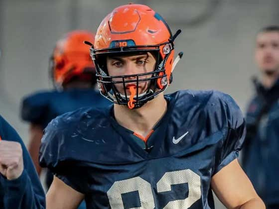 NCAA Denies Eligibility Waiver For Luke Ford, Who Transferred To Be Closer To Sick Grandfather In Illinois