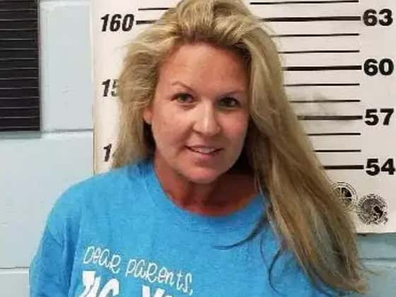 Florida Woman Smiles In Mugshot After Allegedly Murdering Husband