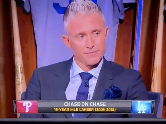 BREAKING NEWS: Chase Utley Hates The New York Mets