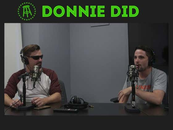 Donnie Did: KB Grills Donnie About the World Outside of West Virginia