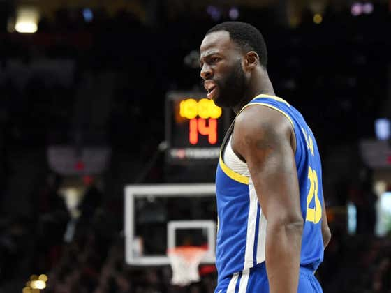 Warriors' dynasty ending with Draymond Green technical foul is perfect