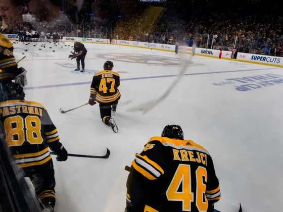 Bruins Blow Shot At Stanley Cup, Legendary Franchise Era