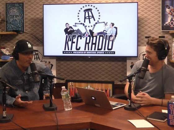 KFC Radio: Jo Koy, Theo Rossi, and Sex or Parking