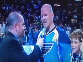 Big Walt Promised A Blues Stanley Cup After His Last NHL Game