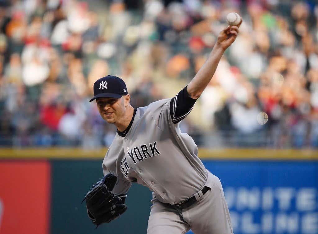 MLB: JUN 13 Yankees at White Sox