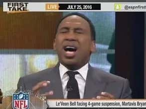 Don't You DARE Call Into Stephen A. Smith's Show On THE WEED