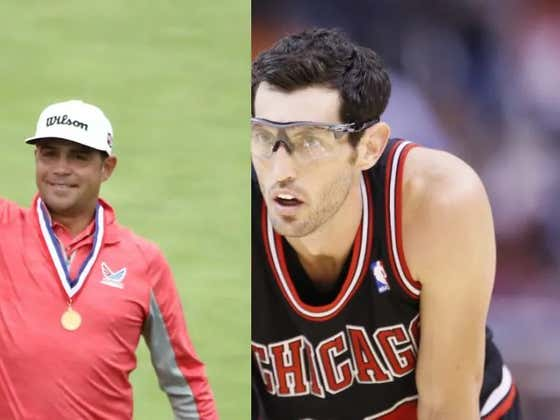 Credit To Kirk Hinrich (Yes, That Kirk Hinrich) For Bullying Gary Woodland Into Quitting Basketball To Play Golf And Winning The US Open