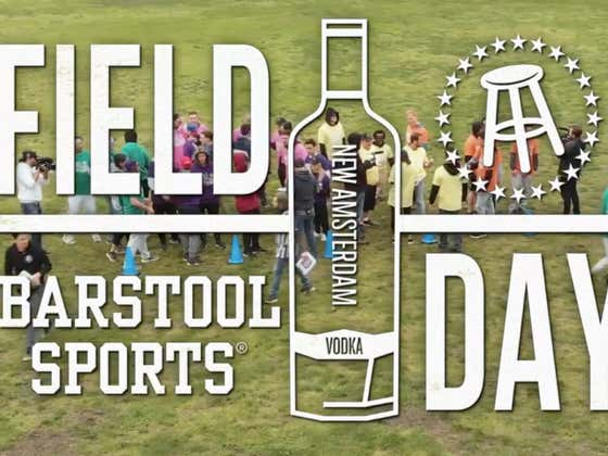 Barstool Field Day Presented By New Amsterdam Vodka Drops This Week