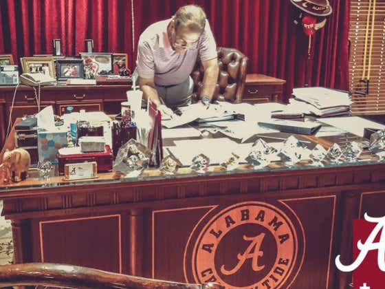 Nick Saban Stole An Auburn Recruit By Laying All His Championship Rings Out On A Table In Front Of Him