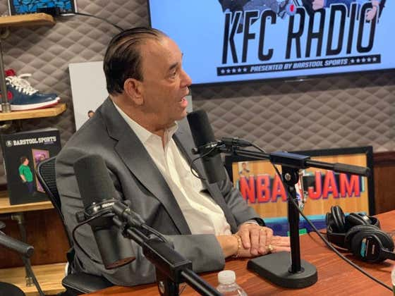 KFC Radio: Kirk Minihane, Jon Taffer, and The Return of OJ