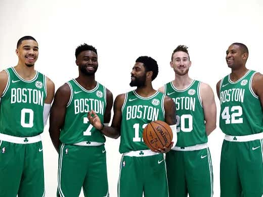 The 2018-2019 Boston Celtics Are The Chicken & Beer Red Sox All Over Again