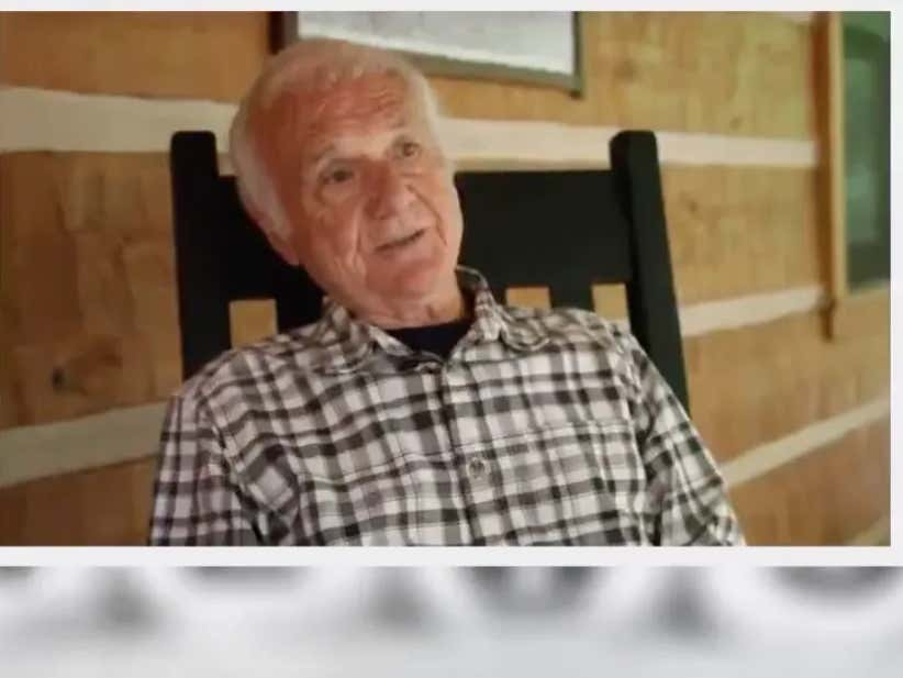 This 85 Year Old Retired Priest Says Hes Enjoying -4429