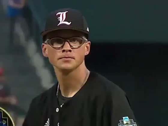 This Louisville Pitcher Is The Baddest Mamma Jamma Alive
