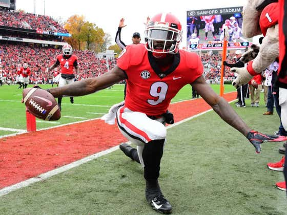 Top Georgia WR Kicked Off Team For Alleged Assault In 2018
