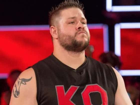 Kevin Owens Reveals His Hate For Jim From 'The Office' And Squashes Beef With Nickelback On Today's My Mom's Basement