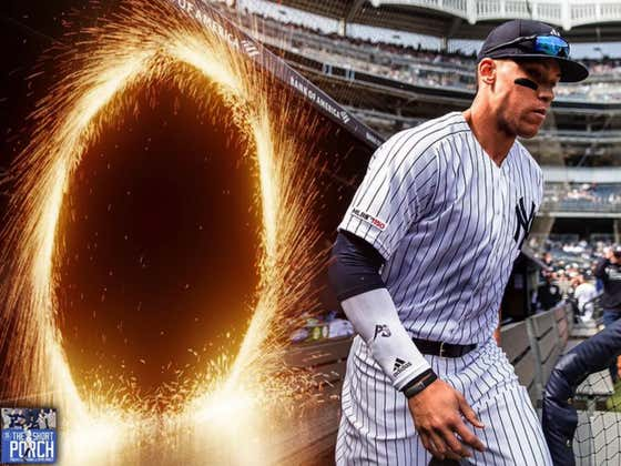 Aaron Judge Is Back And Leading Off For The Yankees...Wait What?