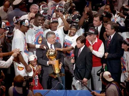 On This Date in Sports June 22, 1994: Clutch City