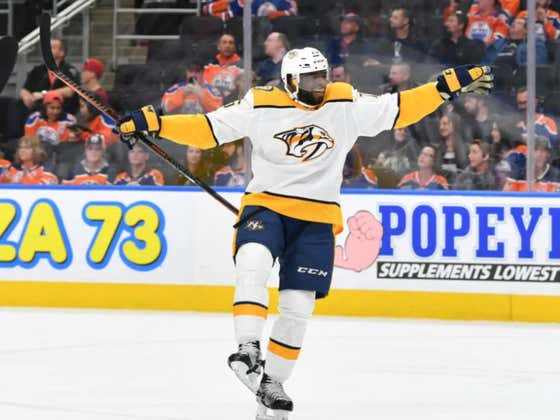 P.K. Subban Is Reportedly On The Trade Market So Here Are 5 Teams That Could Trade For Him