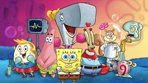 Fire Up The Memes: A Spongebob Pop Up Bar Is Coming To ...