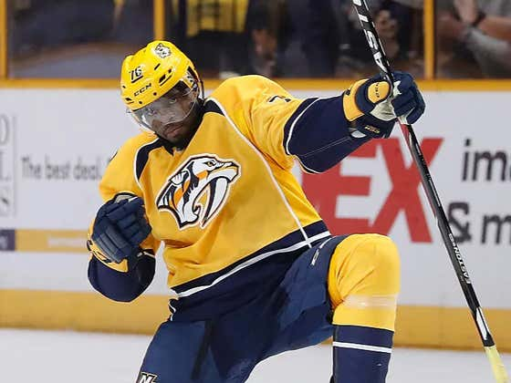 Holy Shit The New Jersey Devils Just Traded For P.K. Subban