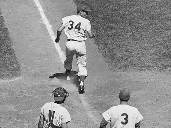 On This Date in Sports June 23, 1963: Piersall Back's It Up