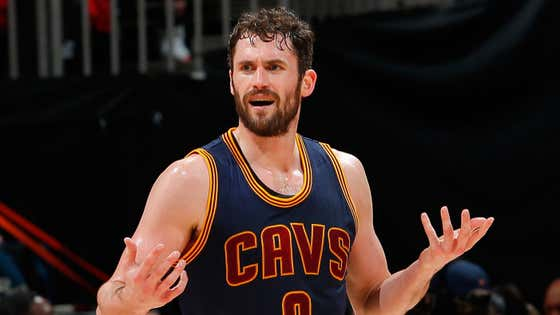Kevin Love Playing For Team USA Is An Insult To America But More Importantly To Cleveland
