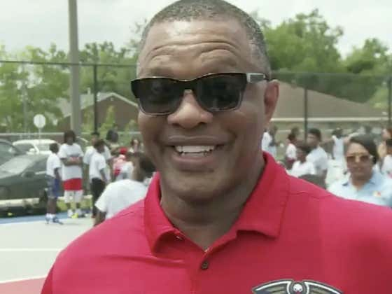 Alvin Gentry Had A Fantastic Troll Of Anthony Davis Over The Weekend