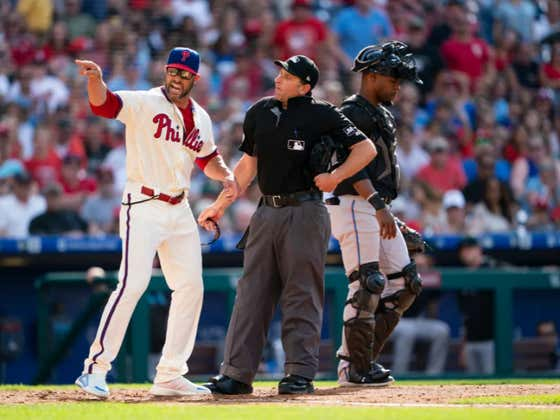 Advanced Analytics: The Phillies Need To Start Threatening To Beat More People Up
