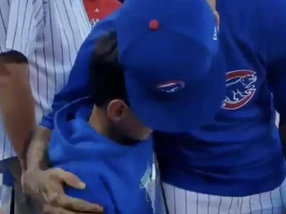 The Spanish Cubs Make My Cry My Eyes Out Like A Little Bitch