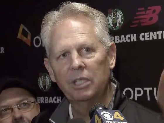 With One Quote, Danny Ainge Confirmed The Biggest Problem With Last Year's Celtics