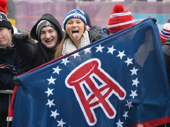 A Study Proves Scientifically That Patriots Fans are the NFL's Best