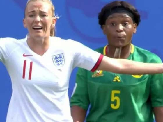 """""""That Is One Magic Loogie"""": We've Got Players Spitting On Each Other As The Women's World Cup Is Heating Up"""