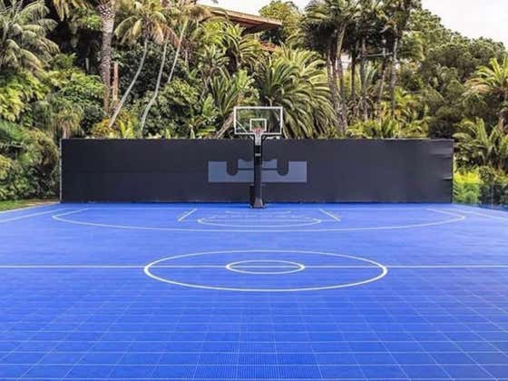 The Official Space Jam 2 Practice Court Looks Pretty Decent