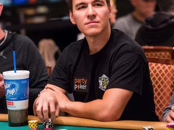 Jeopardy James Has Jumped Into The WSOP And Is Donating Half Of His Winnings To Charity