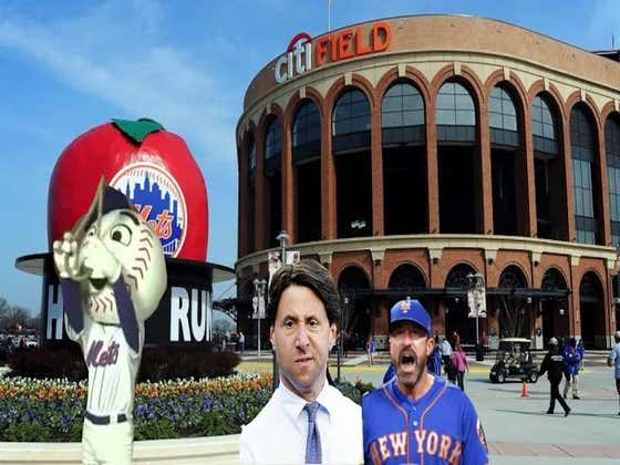 The Conspiracy Theory That Mickey Callaway Confronted A Reporter Yesterday Because He's Trying To Get Fired May Be My Favorite Conspiracy Theory Ever