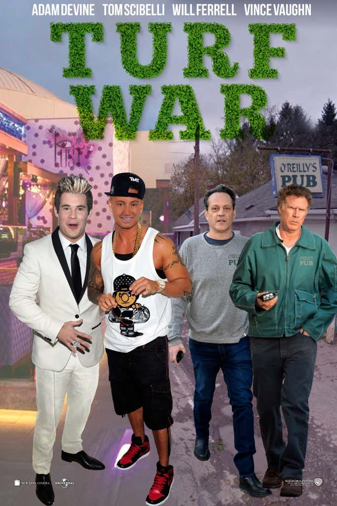 Tommy Movie Turf War