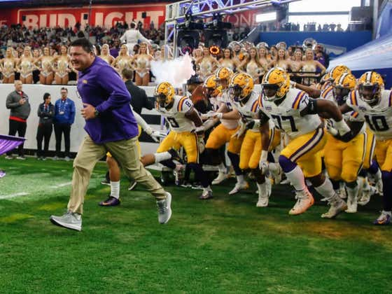 LSU Football May Have A Cheating Scandal On Their Hands