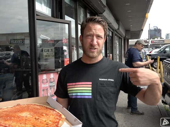 Barstool Pizza Review - Amore Pizza (Flushing)