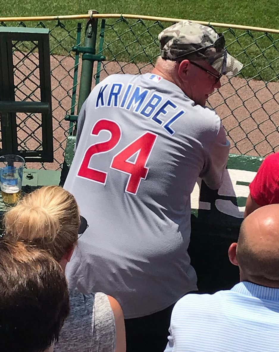 buy online 49e5c 5af1a Craig Kimbrel Hasn't Even Pitched Yet And We Can't Even ...