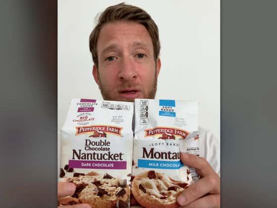 Barstool 4th of July Week Cookie Review - Nantucket vs Montauk