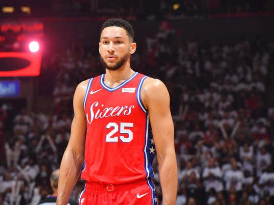 The Philadelphia 76ers Do Not Look Like a Very Good Basketball Team Right Now