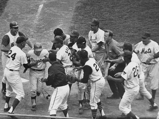 On This Date in Sports July 7, 1964: Shea's Midsummer Classc