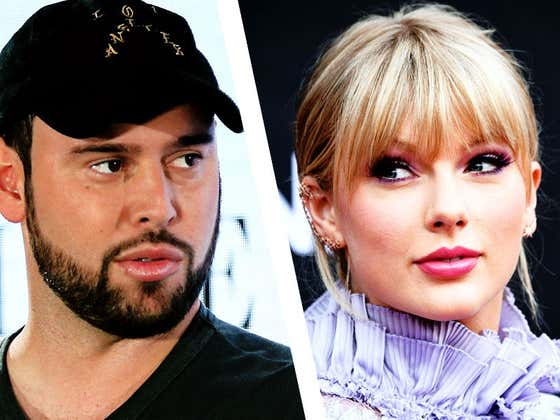 Taylor Swift vs. Scooter Braun