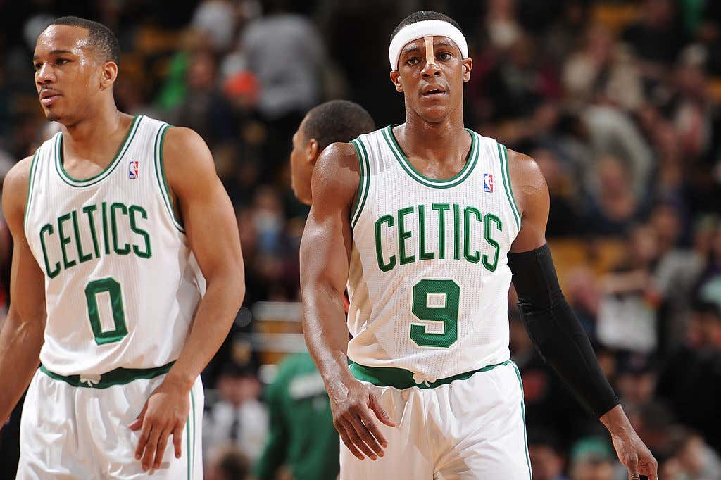 promo code e8a82 e87d3 Avery Bradley Joining Rajon Rondo On The Lakers Is One ...