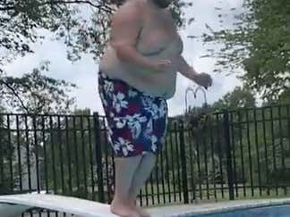 True Life: I Am Addicted To Diving Board Content