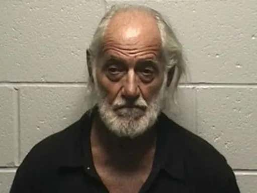 Does This Look Like the Face of a Man Arrested for Showing Up in a Woman's Bedroom Dressed Like a Pirate Asking for His 'Tongs'