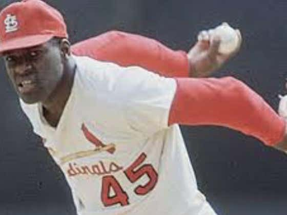Shit News Of The Weekend: HOF Pitcher Bob Gibson Diagnosed With Pancreatic Cancer